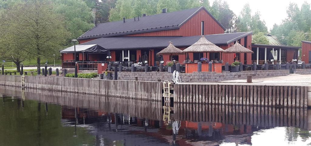 Kahvila-ravintola Satamakapteeni